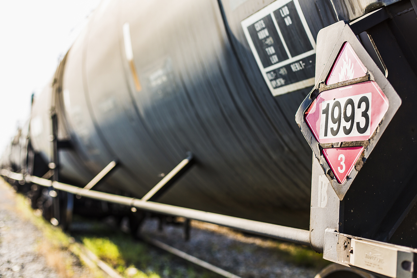 WHO HAS THE POWER? While all parties agree that new industry standards for stronger, safer tank car designs are needed, there is disagreement over the extent of the design changes and who has authority to mandate those changes.
