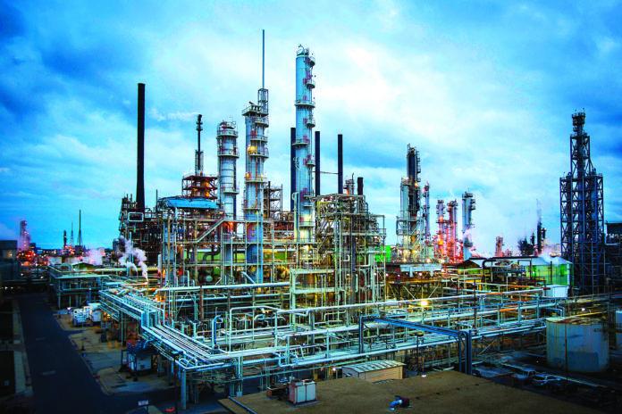 Bullish on global markets, ExxonMobil is considering a multibillion-dollar plan to double U.S. light crude oil refining capacity along the Gulf Coast.