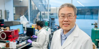 LSU Professor Guoqiang Li