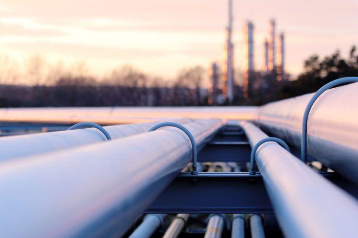 Tallgrass Energy crude oil pipeline