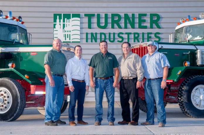 Turner Industries — Specialized Transportation Group