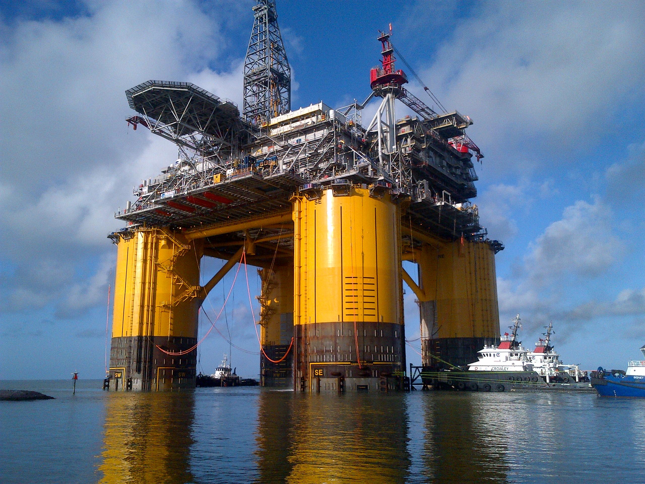 Seahorse, Swordfish and Amberjack: Louisiana pipelines on