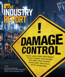 Back issues – 10/12 Industry Report