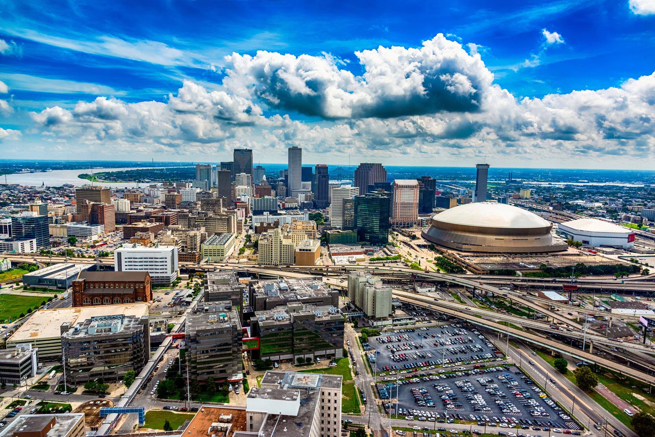 Exxon's Moncada elected first female chair of Louisiana Mid
